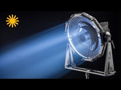 LIGHTSTREAM - Reflected Light System