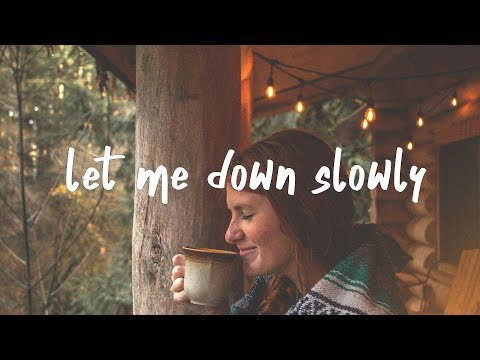 Alec Benjamin - Let Me Down Slowly ft. Alessia Cara Mp3