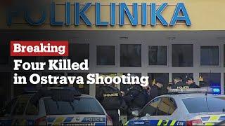 Breaking: Shooting in Ostrava, Czech Republic