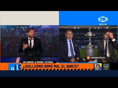 90 minutos - ¡River campeón de la Libertadores mundial! ¡Gastadas y festejos en Madrid