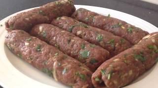 Kebab Fudud | Easy Kebab recipe