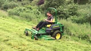 John Deere 997R Zero Turn Commercial Mower