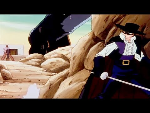 Die Legende des Zorro - WEG MIT DEN KANONEN | Folge 50 | Deutsch | LEGEND OF ZORRO