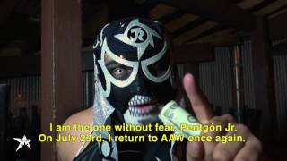pentagon jr talks sami callihan   aaw pro wrestling