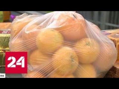 Полиэтиленовые пакеты заменят бумажными - Россия 24