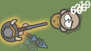 Moomoo.io - CRAZY Insta Kills, Dope Spike Kills, & Best Moments!