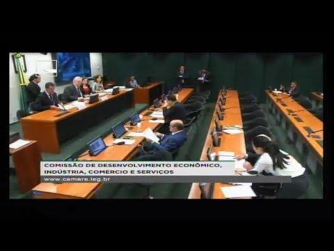 DESENVOLV. ECONÔMICO, INDÚSTRIA, COMÉRCIO E SERV. - Reunião Deliberativa - 13/06/2018 - 11:04