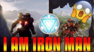 IRON MAN VALI GAME!! Anthem PC [Hindi]
