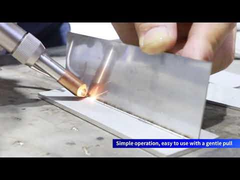 HSG Laser Welding Machine In CIIF