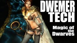 Skyrim Mods Watch: DwemerTech (on the moon!)