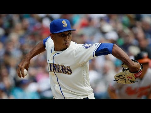 Edwin Diaz Ultimate 2018 Highlights