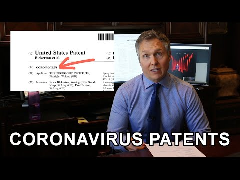 Is the Coronavirus Patented by Bill Gates or the CDC?