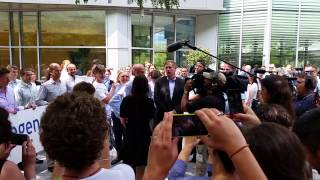 #IceBucketChallenge at Biogen Idec