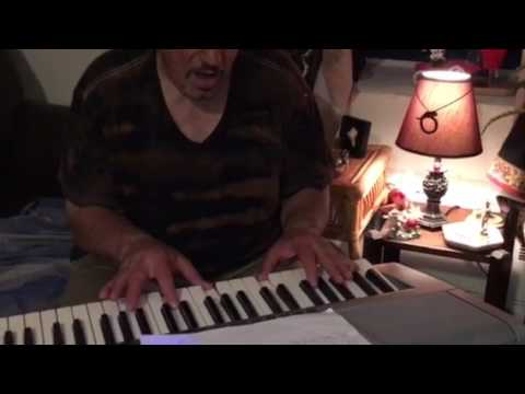 Maestro Wayne Vito Green Original Song: Happy Birthday, Mina !