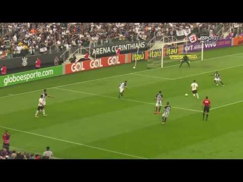 Melhores Momentos – Gols de Corinthians 1 x 1 Figueirense – Campeonato Brasileiro 23 07 16