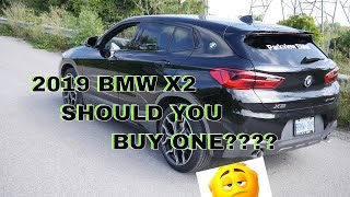 2019 BMW X2 REVIEW    SHOULD YOU BUY ONE????