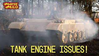 Tank Engine Issues - Is The Engine Fixable?
