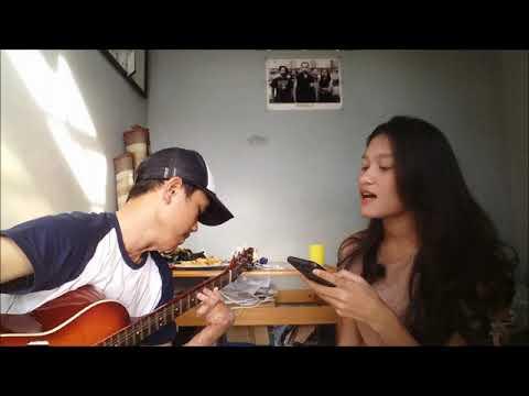 Payung teduh - Mari bercerita Ft Vidi (Cover)