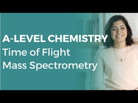 Time of Flight Mass Spectrometry | A-level Chemistry | OCR, AQA, Edexcel