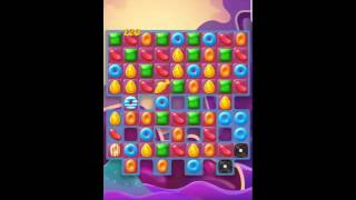 Candy Crush Jelly Saga Level 106 No Booster with tips