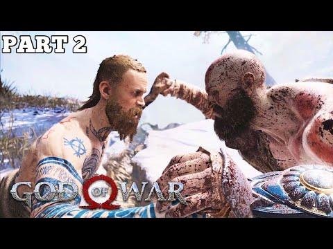 THE STRANGER   GOD OF WAR WALKTHROUGH PART 2