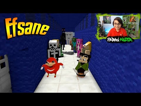 Minecraft Animasyon - Fortnite