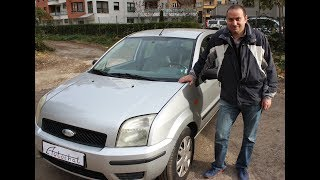 Ford Fusion (2002-2005) - Тест Драйв - Ревю