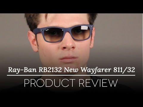 ffb00b6941 Ray Ban New Wayfarer Rubber Review   Louisiana Bucket Brigade