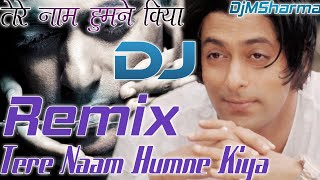 (Old Is Gold Dholki Mix) Tere Naam Humne Kiya Hai Remix Full Song | Tere Naam Remix | Salman Khan