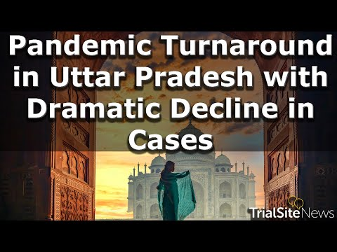 News Roundup   Pandemic Turnaround in Uttar Pradesh with Dramatic Decline in Cases