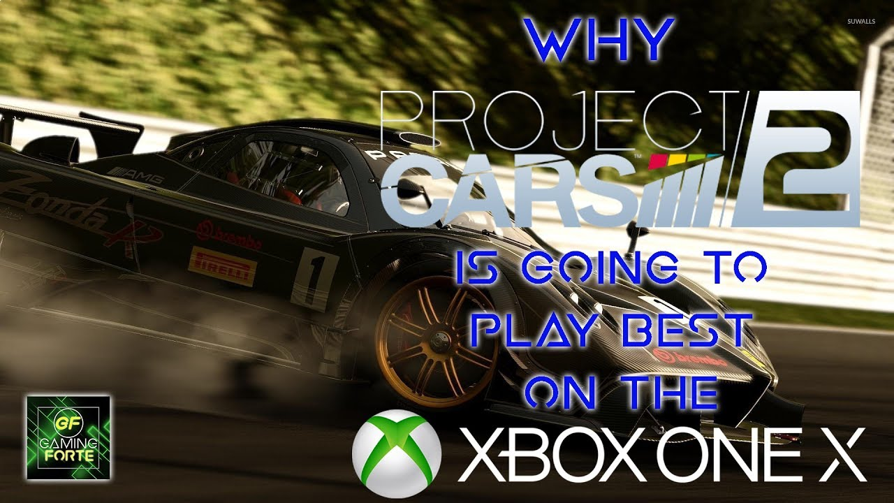 project cars 2 dev talks about how the xbox one x will be the best console to play their game. Black Bedroom Furniture Sets. Home Design Ideas