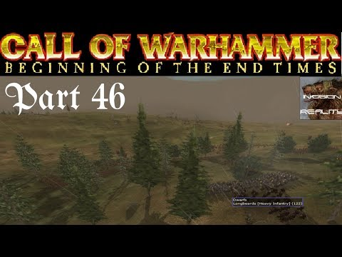 Call of Warhammer Skaven Campaign Part 46 Killing My Own Troops