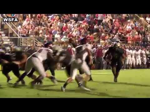 Wetumpka Indians Vs Prattville Lions Alabama High School Football