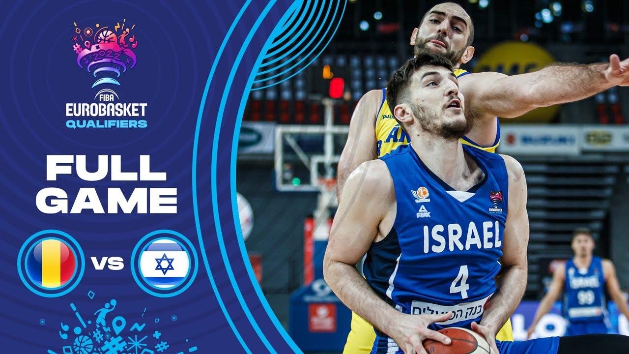 Romania v Israel | Full Game