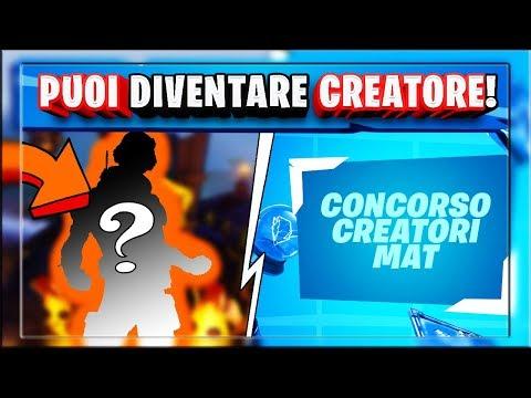 COME DIVENTARE CREATORE SU FORTNITE! + NUOVA SKIN SEGRETA IN ARRIVO! (stagione 8 fortnite)