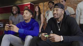 Markelle Fultz and Robert Covington Go Head-to-Head in Call of Duty: Black Ops 4