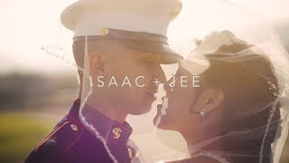 Isaac + Jee • A Love That Spans Across The Globe