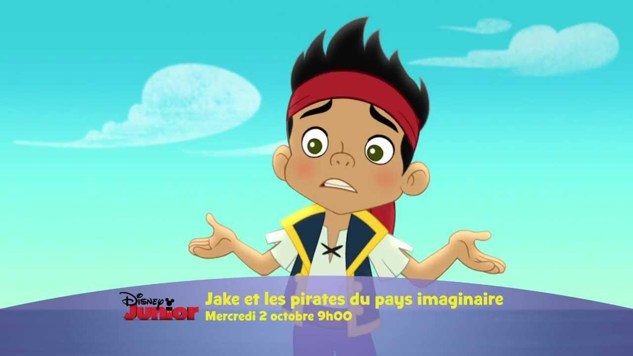 Jake et les pirates du pays imaginaire a la rescousse du - Jake et les pirates ...