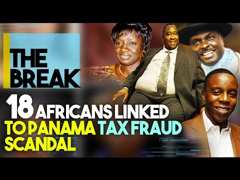 18 Africans Linked To #PanamaPapers Tax Fraud Scandal