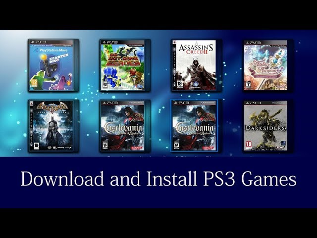 all ps3 games link download free