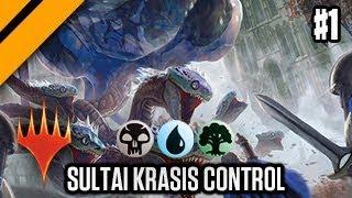 MTG Arena - Thundermo's Sultai Krasis Control P1