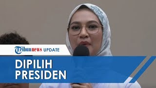 Sosok Angkie Yudistia, Wanita Tuli yang Jadi Staf Khusus Kepresidenan Kategori Milenial