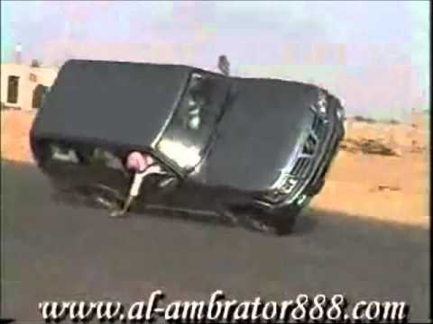 SAUDI DRIVING ON TWO WHEELS.wmv