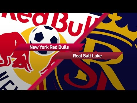HIGHLIGHTS: New York Red Bulls vs. Real Salt Lake   March 25, 2017