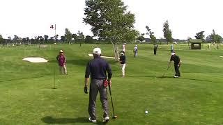 Park Golf JAPAN CUPミズノオープンinえべつ角山パークランド⑤ 한일 교류 파크 골프 대회