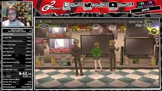 Persona 4 Golden Speedrun in 10:47:31