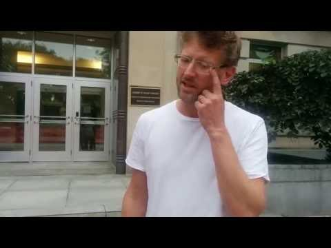 Interview with Mark Lynas - GMOs / Entrevista a Mark Lynas - Transgénicos