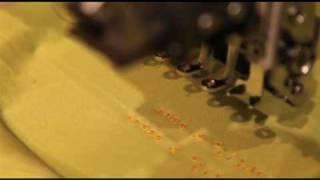 Pa++ern ~ esoteric language for embroidery (Daito Manabe + Motoi Ishibashi)