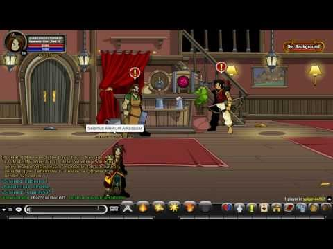 AQW Private Server Dage The Evil AND Nulgath Item Getting ChaosQuestWorldz