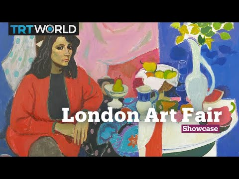 London Art Fair 2019 | Contemporary Art | Showcase